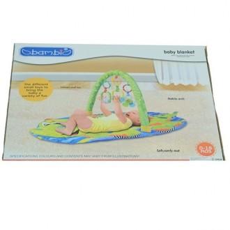 Подам развивающий детский коврик, который включает 3 игрушек. Могу переслать удо. Чернівці, Вінницька область. фото 6