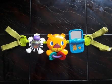 развивающая игрушка, которая будет развивать Вашего малыша и на прогулке, и в до. Харьков, Харьковская область. фото 3