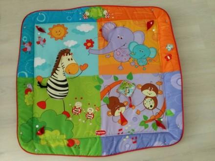 Продается развивающий коврик для деток Tiny Love. Состояние нового, было подарен. Київ, Київська область. фото 5
