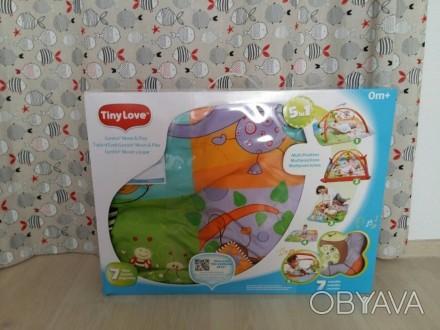 Продается развивающий коврик для деток Tiny Love. Состояние нового, было подарен. Київ, Київська область. фото 1