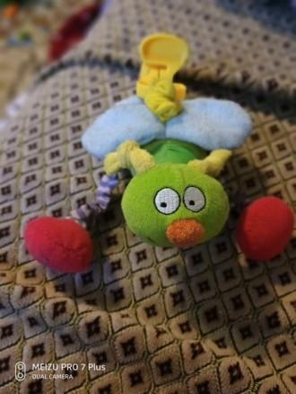 Игрушка - пчёлка taf toys. В хорошем состоянии .. Дніпро, Дніпропетровська область. фото 3
