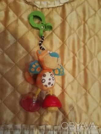 Цена за одну.Тигренок имеет шарики в ножках и когда ребенок играется м ними,они . Свалява, Закарпатская область. фото 1