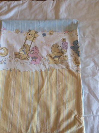 Детское одеяло и пододеяльник. Гайворон. фото 1