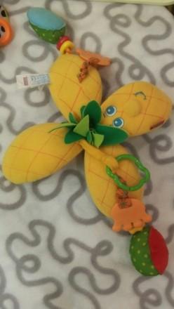Продам игрушку подвеску волшебный ананас отTiny Love . Состояние очень хорошее!. Киев, Киевская область. фото 3