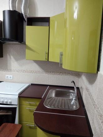 Новая квартира. Автономное отопление. Новая мебель и техника. Два балкона.   0. Подолье, Винница, Винницкая область. фото 7