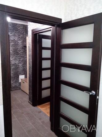Новая квартира. Автономное отопление. Новая мебель и техника. Два балкона.   0. Подолье, Винница, Винницкая область. фото 1