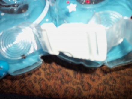 Продается круг для купания младенца, новый. В надутом виде в середине круга, зве. Синельникове, Дніпропетровська область. фото 3