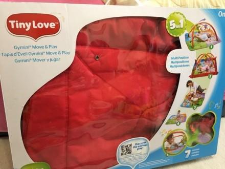 """Продам развивающий коврик Tiny Love """"Разноцветное сафари"""". Единственный коврик, . Днепр, Днепропетровская область. фото 2"""