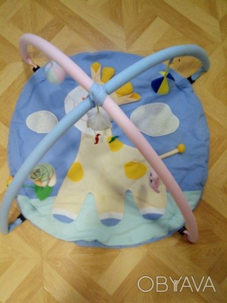 Продам развивающий коврик в хорошем состоянии. Киев, Киевская область. фото 1