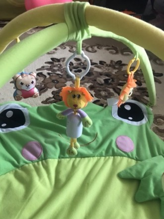 Продам детскую мобиль, 4 пластмассовые съемные игрушки, 6 мелодий переключаются . Прилуки, Черниговская область. фото 6