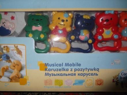 мы купили и нам кума подарила на родины))) не нужен, играет музыка ( заводной) п. Путивль, Сумская область. фото 3