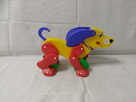 Детская игрушка - каталка (механическая). Абсолютно целая, без повреждений и деф. Запоріжжя, Запорізька область. фото 2