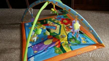 Отличный коврик для маленьких деток (с рождения). Красочный, яркий. Наш ребенок . Киев, Киевская область. фото 1