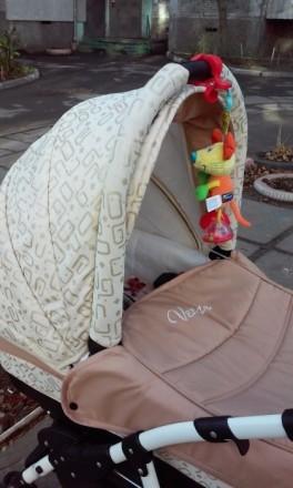 """Мягкую игрушку-подвеску Playgro Toy box """"Мышка Мимси"""" можно прикрепить на коляск. Херсон, Херсонська область. фото 3"""