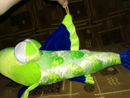 Мягкая подвесная игрушка Немо. Длинна 55 см. В наличии осталось 2 шт.. Ніжин, Чернігівська область. фото 3
