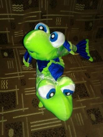 Мягкая подвесная игрушка Немо. Длинна 55 см. В наличии осталось 2 шт.. Ніжин, Чернігівська область. фото 2