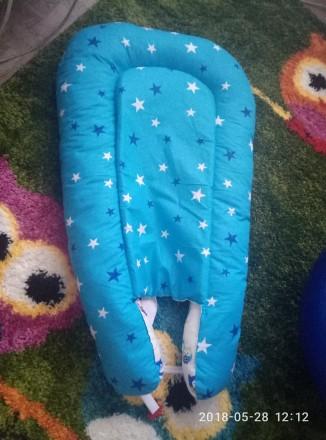 Очень хорошая вещь для новорожденного, малышу комфортно спать в такой люльке, че. Черкассы, Черкасская область. фото 3