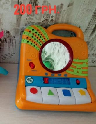 Обучающая игрушка, пианино. Киев. фото 1