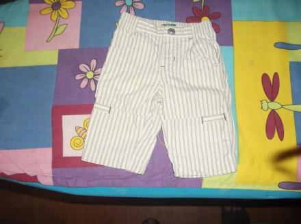 Продам шорты для мальчика 3-6 месяцев. Кривий Ріг. фото 1
