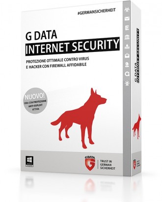 Антивирус G Data InternetSecurity 1 год 1 ПК. Киев. фото 1