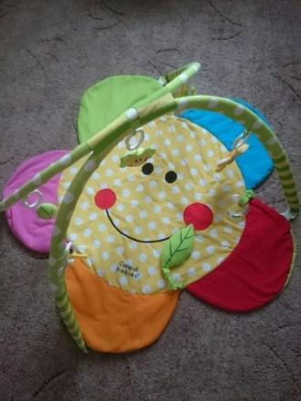 Продам коврик для игры для малышей Canpol babies в очень хорошем состоянии. В ко. Макіївка, Донецька область. фото 3