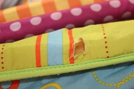 Обезьяна работает отлично В комплекте нет 3-х игрушек и подушки Дно общила ткань. Киев, Киевская область. фото 6