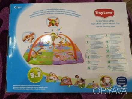 В хорошем состоянии развивающий коврик,все игрушки в наличии. Черноморск (Ильичевск), Одесская область. фото 1