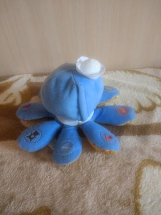 Мягкий, дружелюбный Осьминожек - подарит много счастливых минут малышу! Каждая и. Бердичев, Житомирская область. фото 5