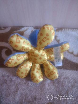 Мягкий, дружелюбный Осьминожек - подарит много счастливых минут малышу! Каждая и. Бердичев, Житомирская область. фото 1