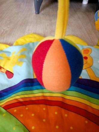 Отличный развивающий коврик, в очень хорошем состоянии, как новый, после одного . Київ, Київська область. фото 6