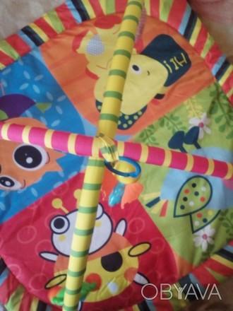 Новый коврик в упаковке.. Херсон, Херсонская область. фото 1