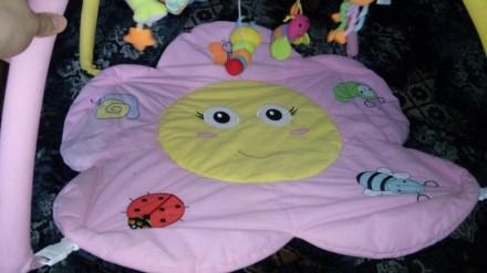 Продам розвиваючий коврик після однієї дитини , куплявся новий в магазині . В га. Тернівка, Дніпропетровська область. фото 3