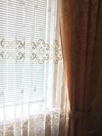 Тюль і штори. Переяслав-Хмельницкий. фото 1