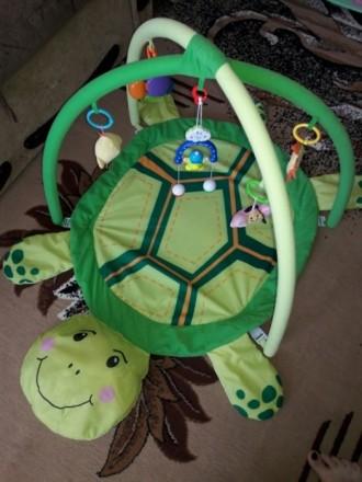 Продам развивающийся коврик для малышей. Шостка, Сумська область. фото 4
