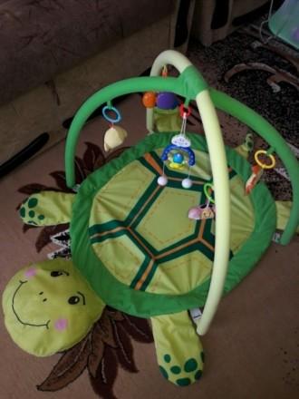 Продам развивающийся коврик для малышей. Шостка, Сумська область. фото 2