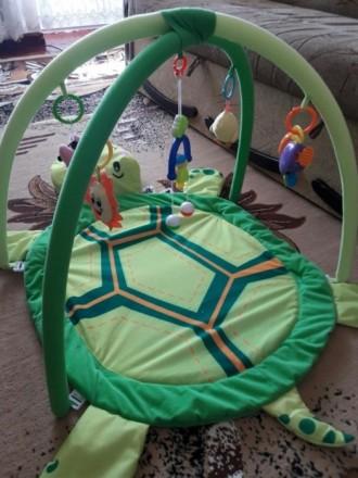 Продам развивающийся коврик для малышей. Шостка, Сумська область. фото 3