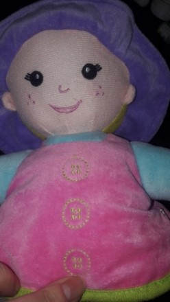 Новая кукла для малышей. Развивающая подвеска Lamaze Шелестит...гремит и т.д). Днепр, Днепропетровская область. фото 4