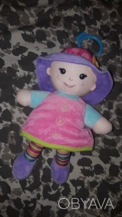 Новая кукла для малышей. Развивающая подвеска Lamaze Шелестит...гремит и т.д). Днепр, Днепропетровская область. фото 1