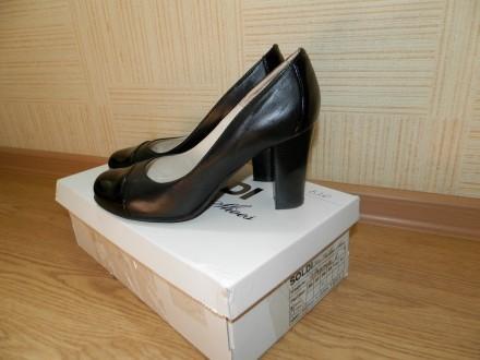 """Продам туфли Soldi """"Агата"""" р.38-39 (указан 38, но идёт на 39), по стельке 25-25,. Южный, Одесская область. фото 2"""
