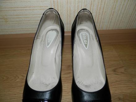 """Продам туфли Soldi """"Агата"""" р.38-39 (указан 38, но идёт на 39), по стельке 25-25,. Южный, Одесская область. фото 6"""