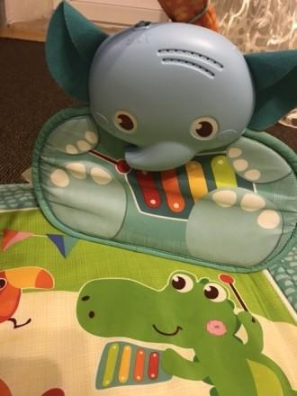 Продам развивающий коврик Tiny Love,в хорошем состоянии .Из игрушек на нем-проре. Харьков, Харьковская область. фото 3