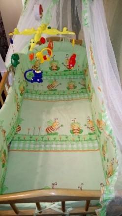 Пластиковый мобиль на кроватку от Canpol babies предназначен для самых маленьких. Біла Церква, Київська область. фото 3