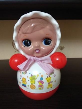 Красочная Неваляшка понравится каждому малышу и не оставит его без внимания. Бла. Краматорськ, Донецька область. фото 2