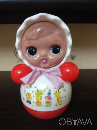 Красочная Неваляшка понравится каждому малышу и не оставит его без внимания. Бла. Краматорск, Донецкая область. фото 1