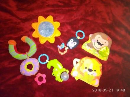 Продам детский развивающий коврик.Единственный минус—не все игрушки в комплекте.. Запорожье, Запорожская область. фото 3
