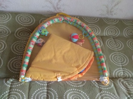 Развивающий коврик в идеальном состоянии.. Київ, Київська область. фото 4
