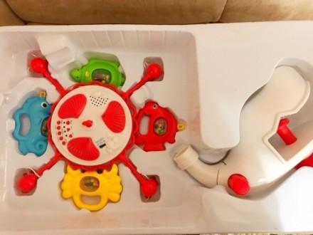 Музыкальная карусель Baby Mix разработана специально для убаюкивания малыша. Для. Одесса, Одесская область. фото 3