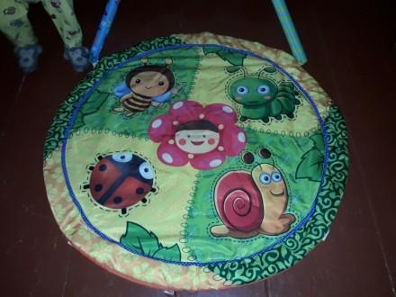 Развивающий коврик для малышей, всё в комплектации. Без дефектов. Упаковка в нал. Київ, Київська область. фото 5