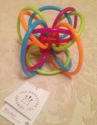 Очень удобная и яркая игрушка заинтересует вашего малыша надолго!!!. Дніпро, Дніпропетровська область. фото 3