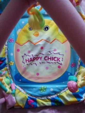 Продам очень красивый развивающий коврик для новорожденных.Подойдет как для дево. Кременная, Луганская область. фото 5